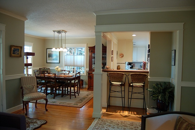 South Portland--View into Dining