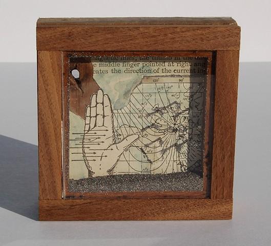 Lodestone House--box detail
