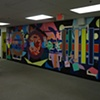 Artomatic 2012 Mural - Ninth Floor