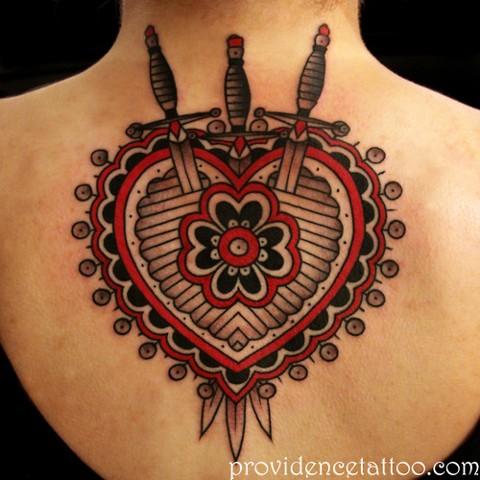 Tarot Heart