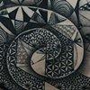 Geometric Back Piece