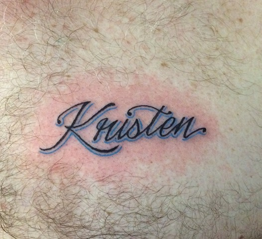 lettering, script, Provincetown tattoo, Cape Cod tattoo, Ptown tattoo, truro, wellfleet, custom tattoo, coastline tattoo