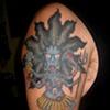 simpsons sideshow bob kali, custom tattoo, Provincetown, Cape Cod, Coastline, Ptown
