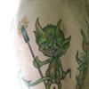 Born Weird, custom tattoo, Provincetown, Cape Cod, Coastline, Ptown