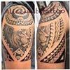 Alice White - Polynesian Lion