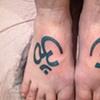 feet, custom tattoo, Provincetown, Cape Cod, Coastline, Ptown