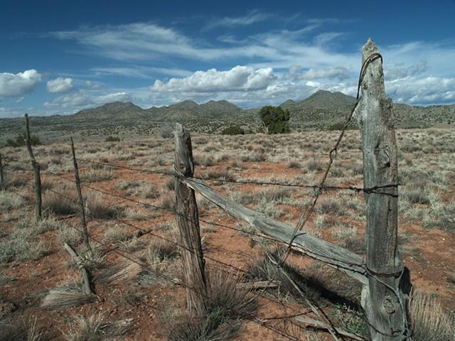 Cerrillos Fence