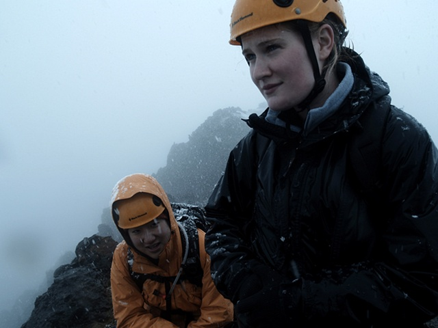 Gua-Gua Summit- 15,700 feet