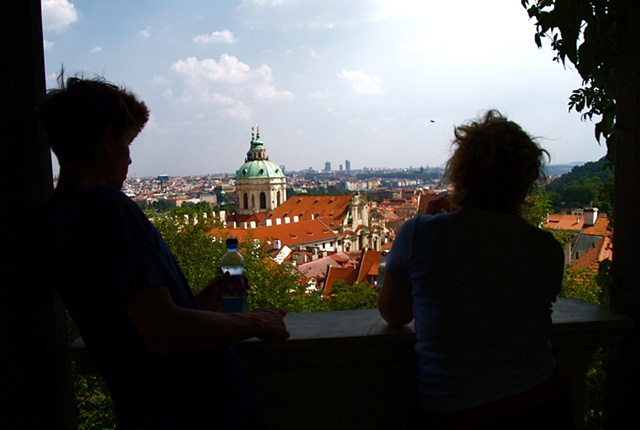 My Brother & Sister in Prague