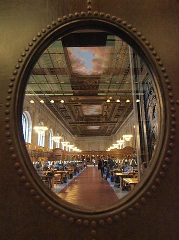NY Public Library Portal