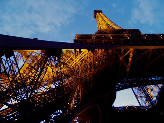 Parisian Rocketship