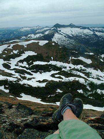 St. Mary's Peak