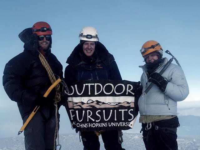 Cotopaxi Summit- 19,400 feet