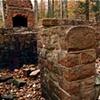 Ruins in Fall