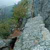 Atop Seneca Rocks