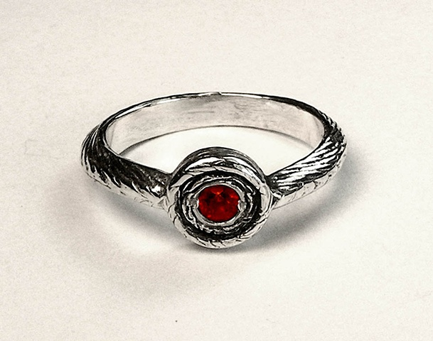 lizard eye ring