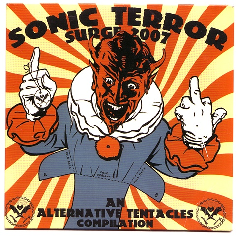 Alternative Tentacles - Sonic Terror
