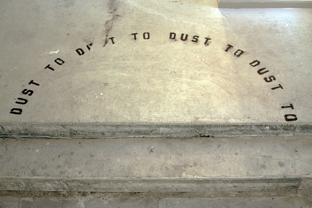 Dust to dust (Whitdel Arts)