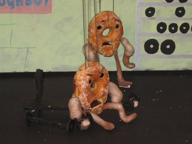 Bully Donut Marionettes