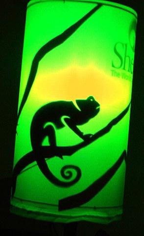 Lizard Lantern