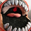 Close up ChestBurster Mouth