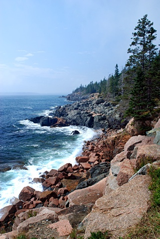 Coastline, Acadia National Park, ME
