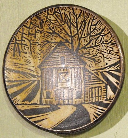 Barn Plate SOLD