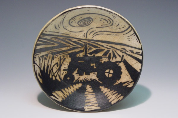 Tractor Plate SOLD