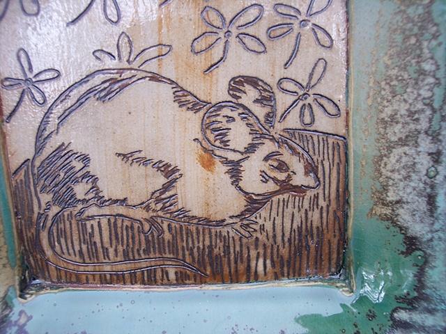 Mouse Closeup SOLD