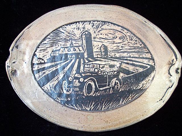 Car Platter
