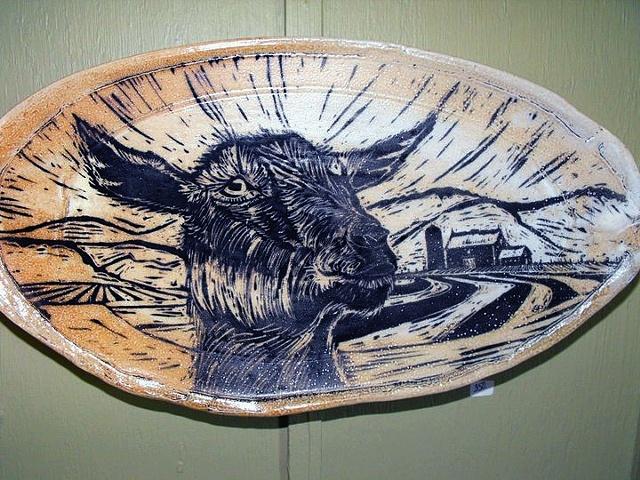 Holy Goat Platter