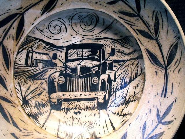 Truck Bowl
