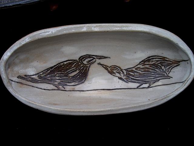 Bird Boat Closeup
