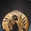 Rooster Platter SOLD