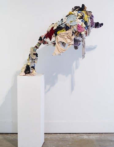 Fabric Sculpture