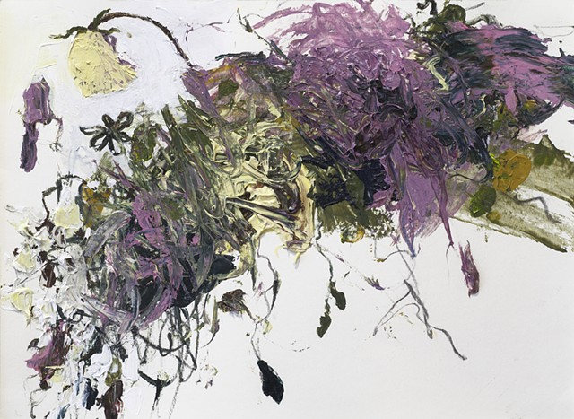 Floral Painting, Abstract Floral, Abstract Art, Joan Mitchell