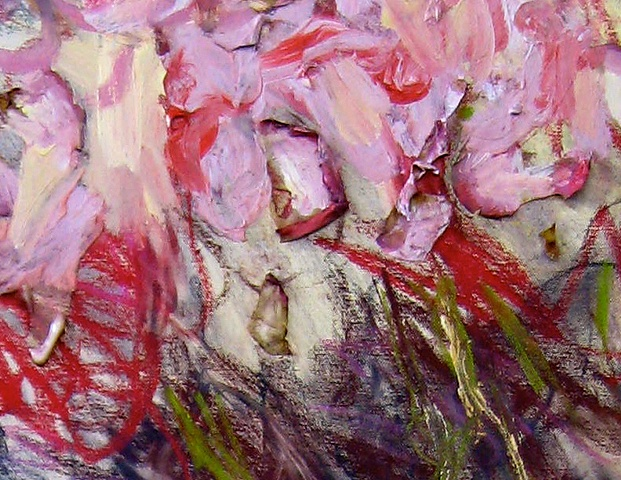 Rose Bush-Detail