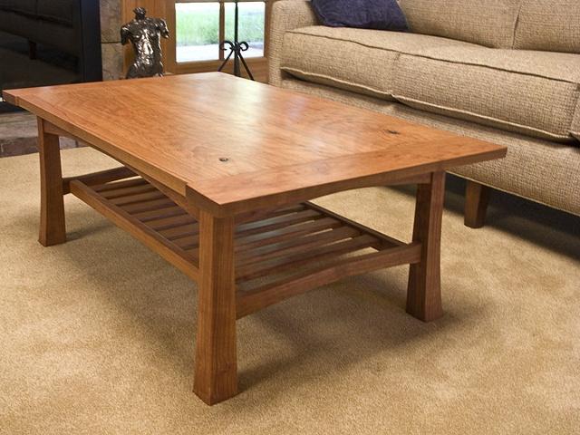 King coffee table 2