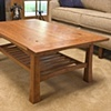 King coffee table 2