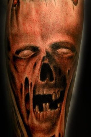 Custom tattoos by David Digby