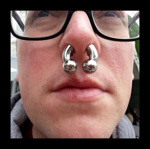 piercing by Casey Hosch