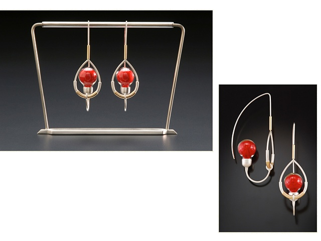 Kinetic Earrings #3