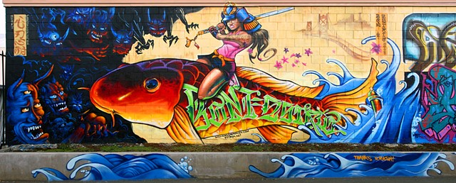 BAM x ESTRIA - Meeting of Styles