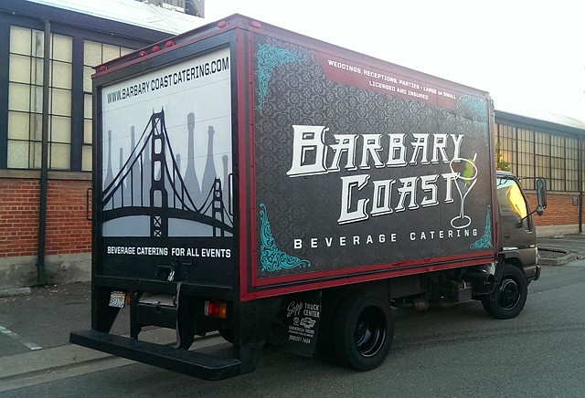 Barbary Coast Catering