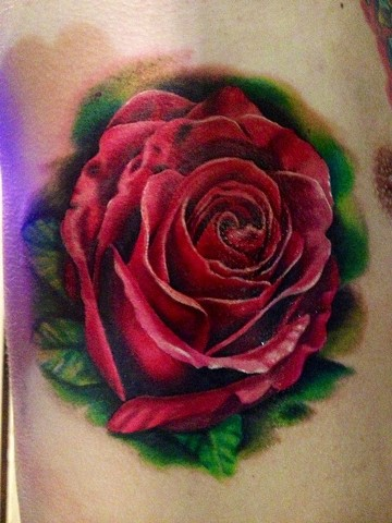 Rose on Ribs