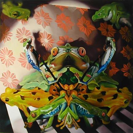 Frogs de El Valle
