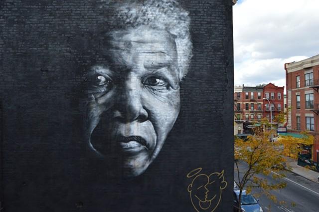 Mandela Brownsville, Brooklyn, NY
