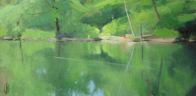 Wales Pond, Marshfield Hills, MA