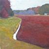 Crimson Bog, Gold Grasses