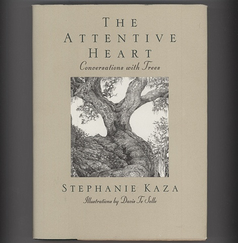 The Attentive Heart   cover